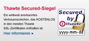 Ssl Und Code Signing Zertifikate Website Sicherheit Von Thawte